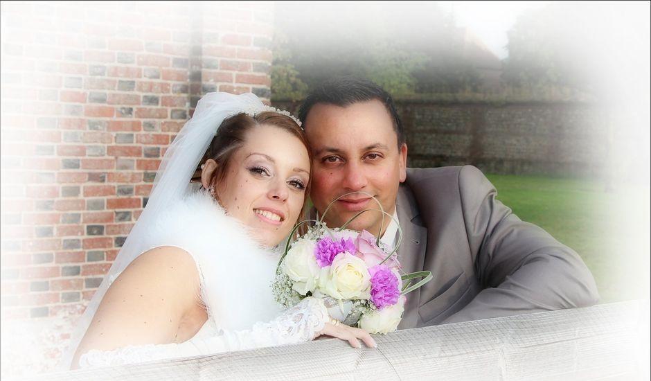 Le mariage de Yasmine et Stéphane à Bourg-Achard, Eure