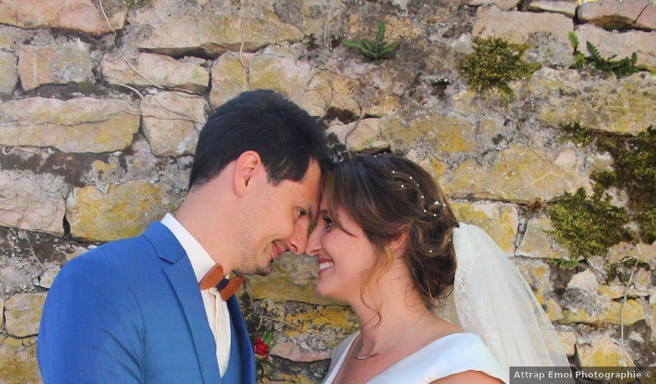 Le mariage de Maxime et Diane à Chassagne-Montrachet, Côte d'Or