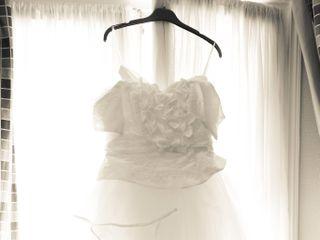 Le mariage de Géraldine et Formose 1