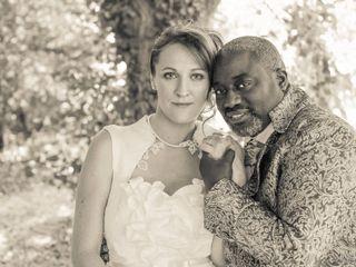 Le mariage de Géraldine et Formose