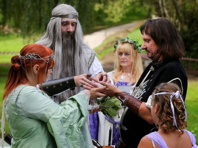 Le mariage de Pascal et Morgan à Saint-Émilion, Gironde 10