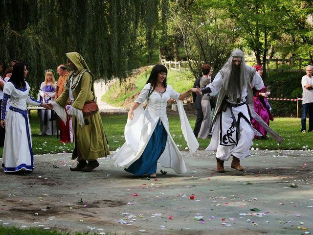 Le mariage de Pascal et Morgan à Saint-Émilion, Gironde 13