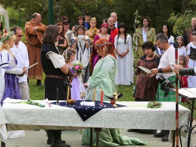 Le mariage de Pascal et Morgan à Saint-Émilion, Gironde 18