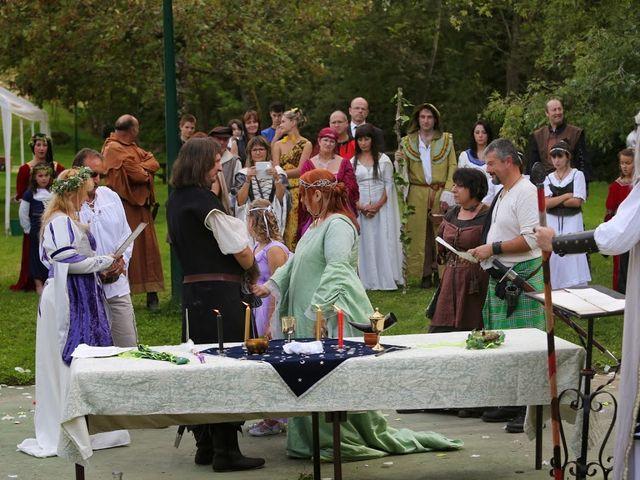 Le mariage de Pascal et Morgan à Saint-Émilion, Gironde 19
