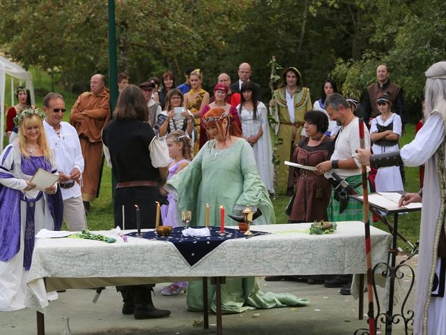 Le mariage de Pascal et Morgan à Saint-Émilion, Gironde 20