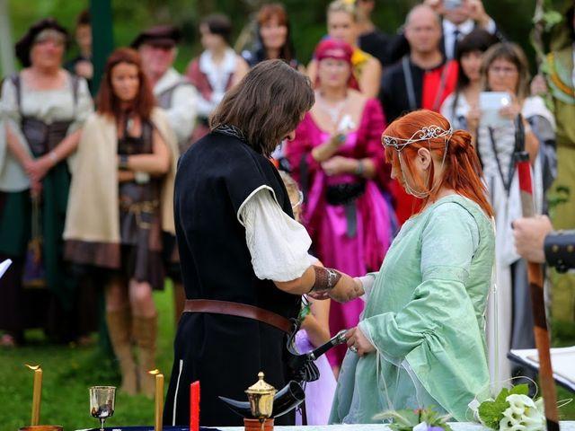 Le mariage de Pascal et Morgan à Saint-Émilion, Gironde 28