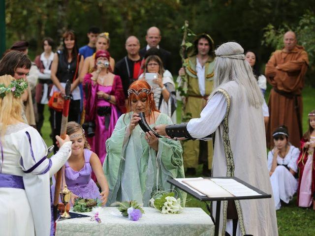 Le mariage de Pascal et Morgan à Saint-Émilion, Gironde 31