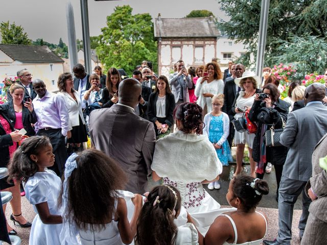 Le mariage de Eddy et Virginie à Saint-Brice-sous-Forêt, Val-d'Oise 12