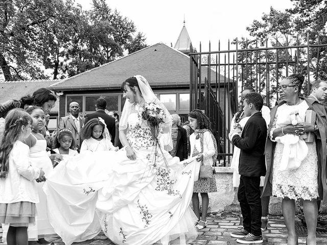 Le mariage de Eddy et Virginie à Saint-Brice-sous-Forêt, Val-d'Oise 15