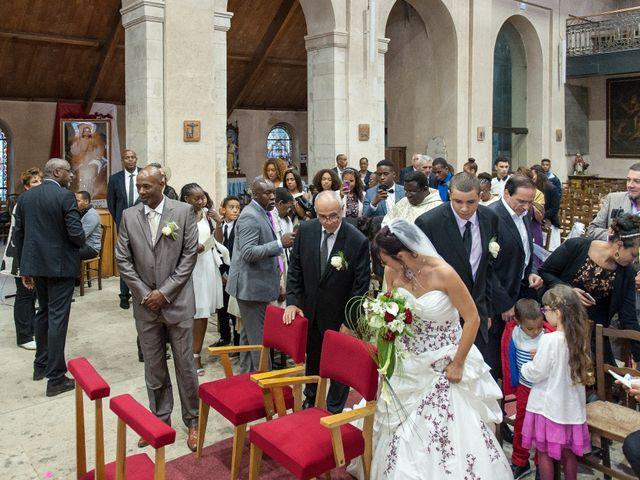 Le mariage de Eddy et Virginie à Saint-Brice-sous-Forêt, Val-d'Oise 19
