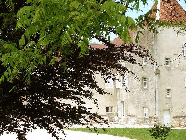 Le mariage de Franck et Sandrine à Seveux, Haute-Saône 3