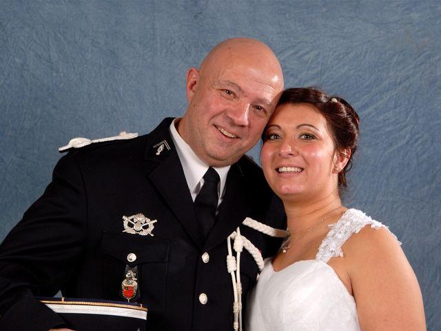 Le mariage de Franck et Sandrine à Seveux, Haute-Saône 9
