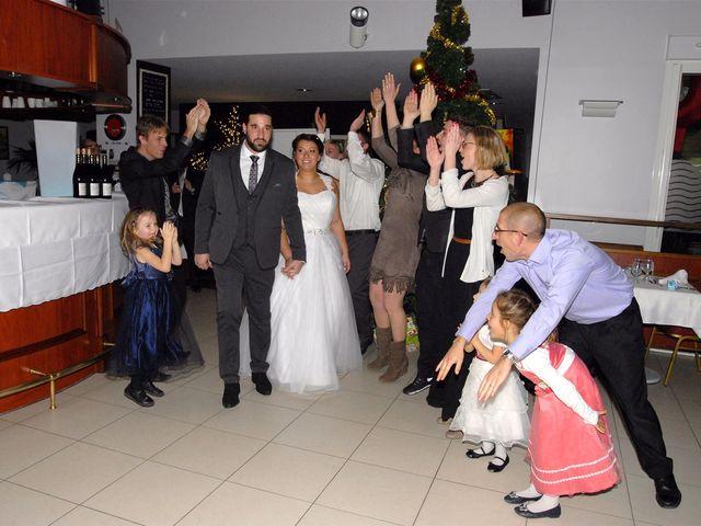 Le mariage de Franck et Sandrine à Seveux, Haute-Saône 13