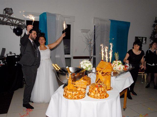 Le mariage de Franck et Sandrine à Seveux, Haute-Saône 17