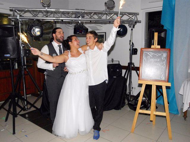 Le mariage de Franck et Sandrine à Seveux, Haute-Saône 18