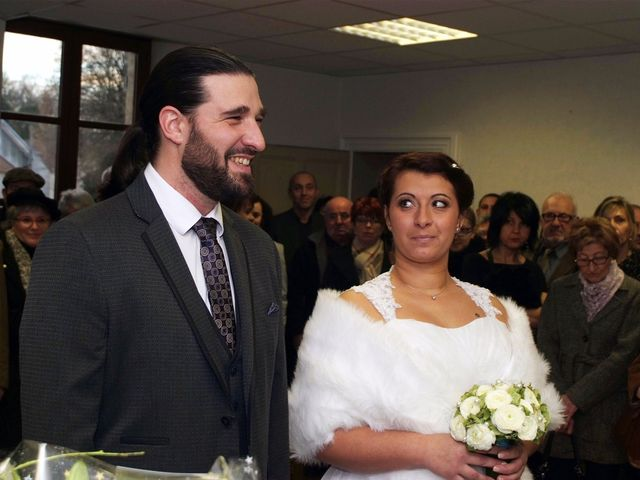 Le mariage de Franck et Sandrine à Seveux, Haute-Saône 19