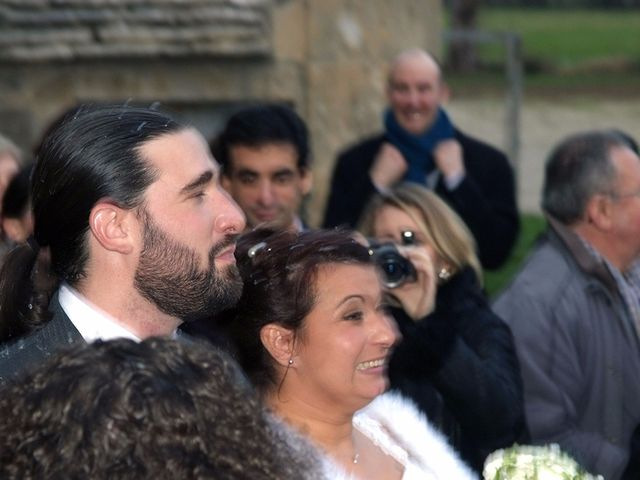 Le mariage de Franck et Sandrine à Seveux, Haute-Saône 20