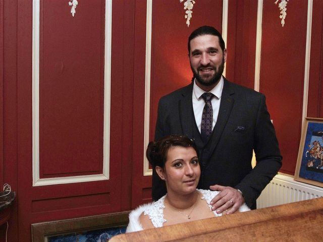 Le mariage de Franck et Sandrine à Seveux, Haute-Saône 21