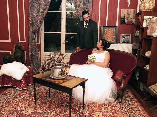 Le mariage de Franck et Sandrine à Seveux, Haute-Saône 22