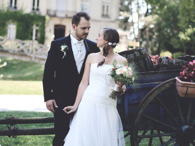 Le mariage de Olivier et Margaux à Sennecey-le-Grand, Saône et Loire 16