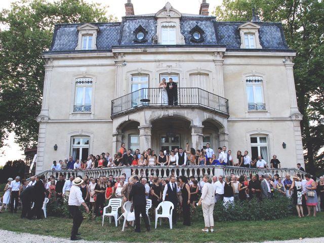 Le mariage de Olivier et Margaux à Sennecey-le-Grand, Saône et Loire 31