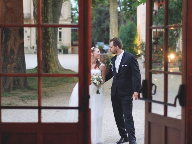 Le mariage de Olivier et Margaux à Sennecey-le-Grand, Saône et Loire 32
