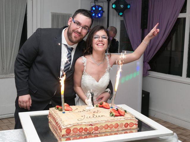 Le mariage de Léa et Juilen
