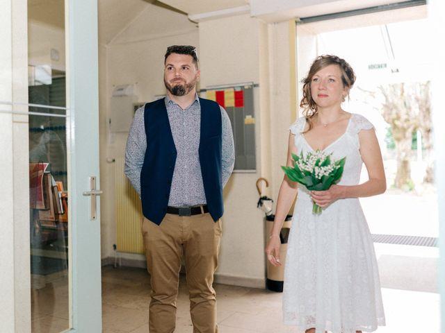 Le mariage de Thomas et Claire à Saint-Genest-Malifaux, Loire 3
