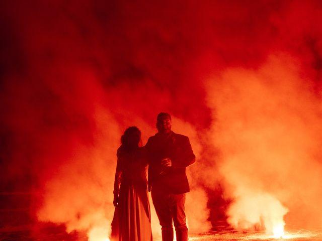 Le mariage de Thomas et Claire à Saint-Genest-Malifaux, Loire 13