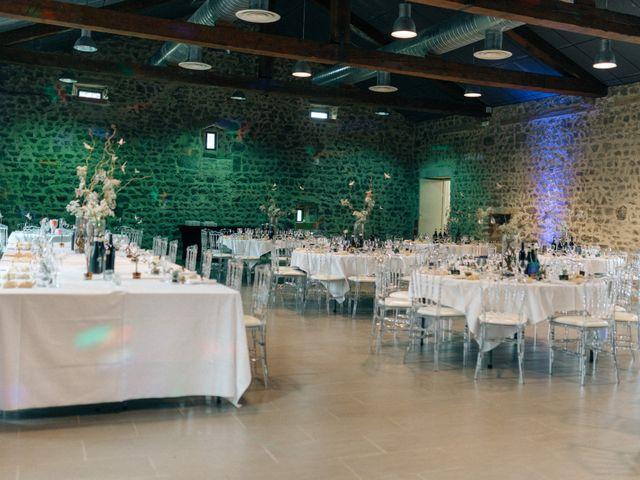 Le mariage de Thomas et Claire à Saint-Genest-Malifaux, Loire 15