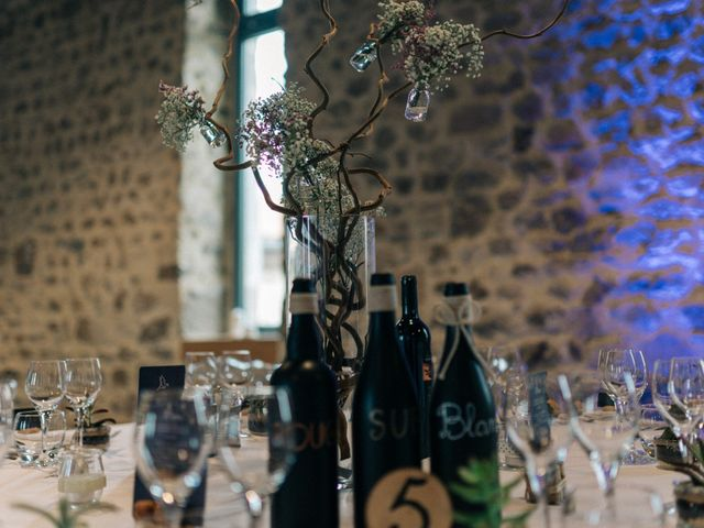 Le mariage de Thomas et Claire à Saint-Genest-Malifaux, Loire 16