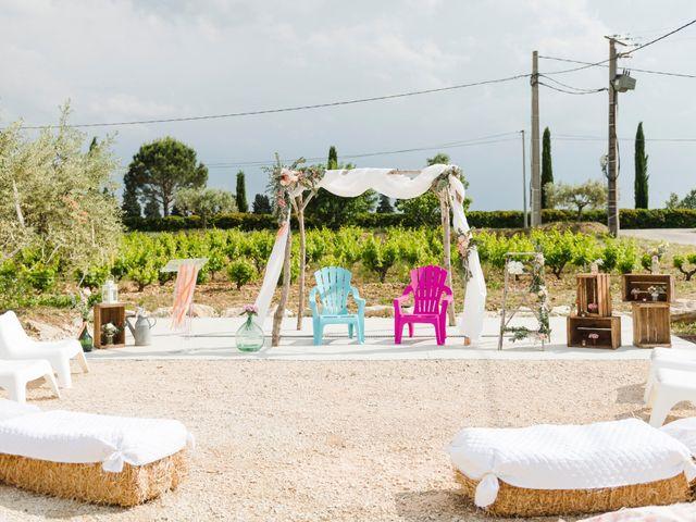 Le mariage de Olivier et Julie à Camaret-sur-Aigues, Vaucluse 11