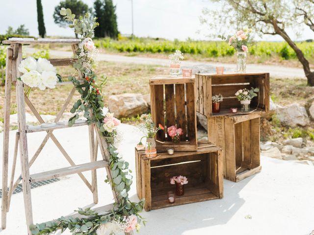 Le mariage de Olivier et Julie à Camaret-sur-Aigues, Vaucluse 12