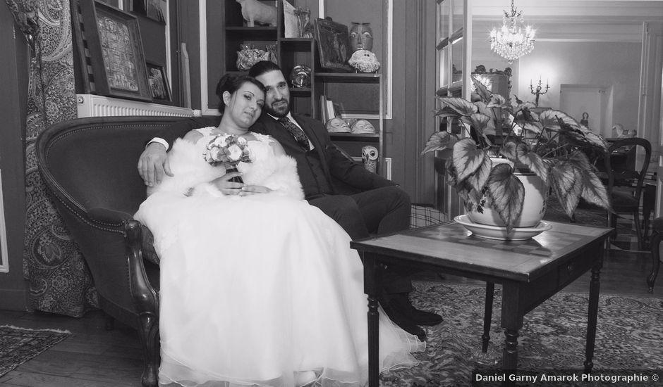 Le mariage de Franck et Sandrine à Seveux, Haute-Saône