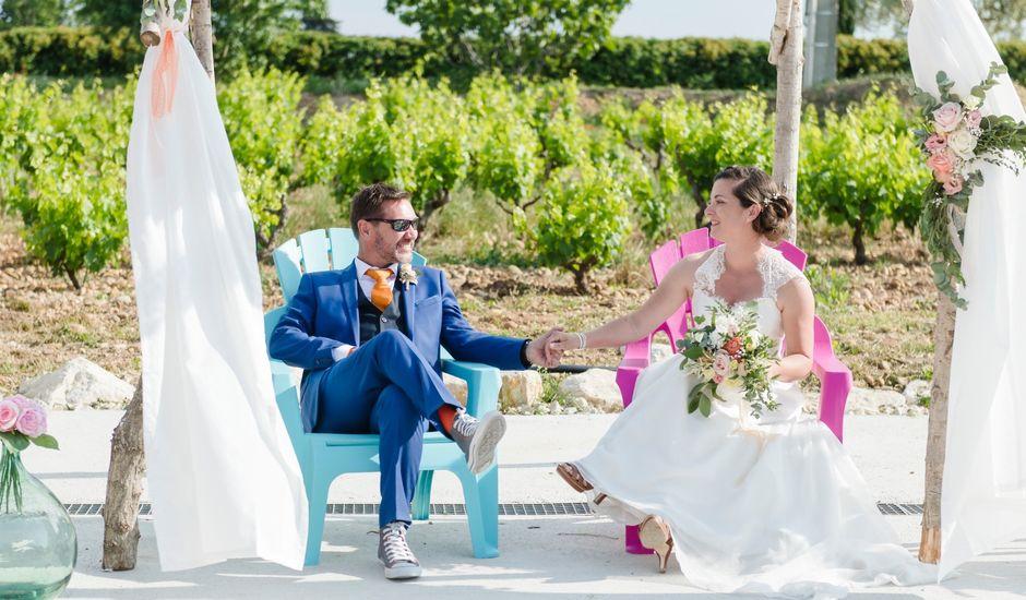 Le mariage de Olivier et Julie à Camaret-sur-Aigues, Vaucluse