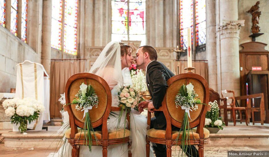 Le mariage de Antoine et Véronica à Roissy-en-France, Val-d'Oise
