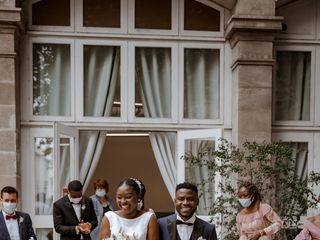 Le mariage de Raïssa et Frid 3