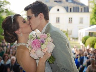 Le mariage de Barbara et Luiz