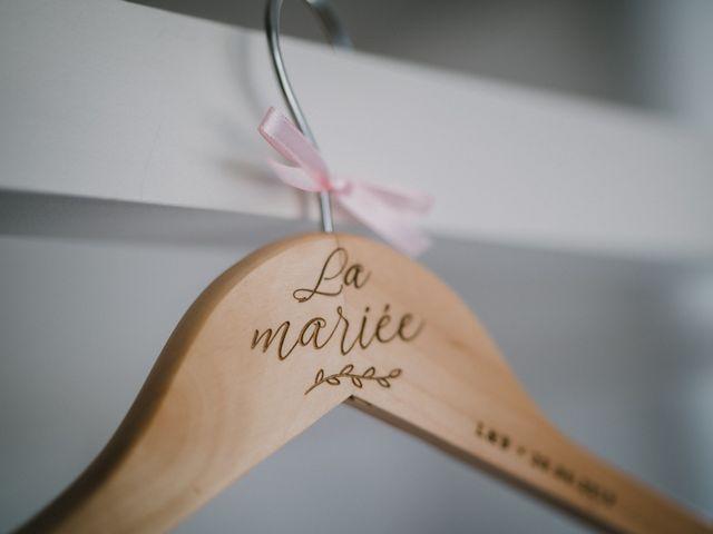 Le mariage de Benjamin et Laura à Quimper, Finistère 10
