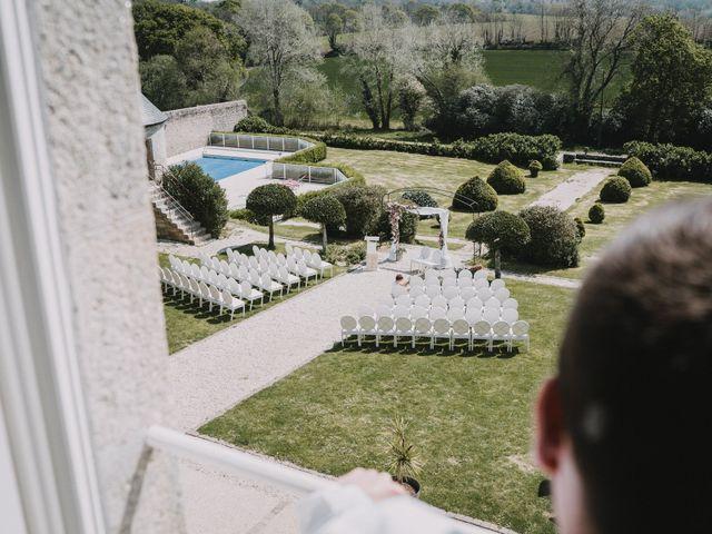 Le mariage de Benjamin et Laura à Quimper, Finistère 21