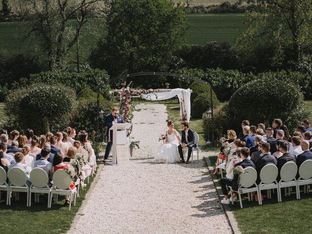 Le mariage de Benjamin et Laura à Quimper, Finistère 69