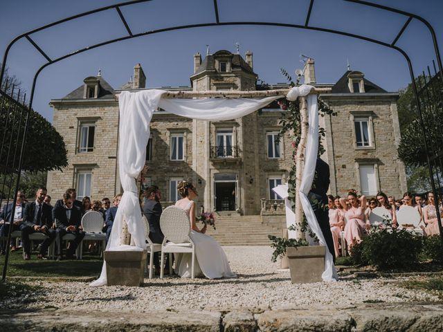 Le mariage de Benjamin et Laura à Quimper, Finistère 81