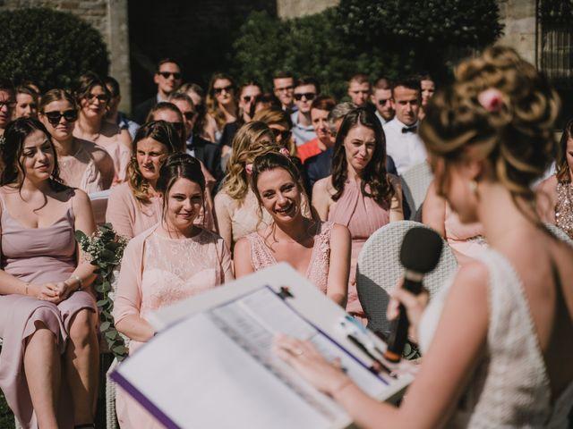 Le mariage de Benjamin et Laura à Quimper, Finistère 83
