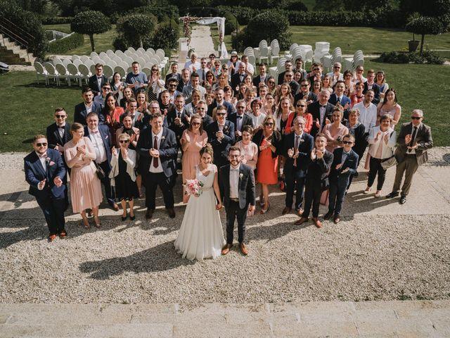 Le mariage de Benjamin et Laura à Quimper, Finistère 111