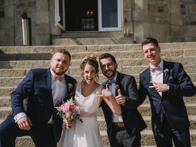 Le mariage de Benjamin et Laura à Quimper, Finistère 112