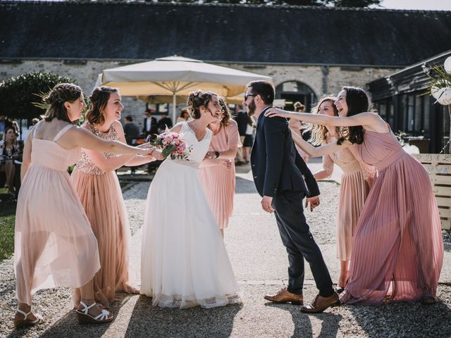 Le mariage de Benjamin et Laura à Quimper, Finistère 123