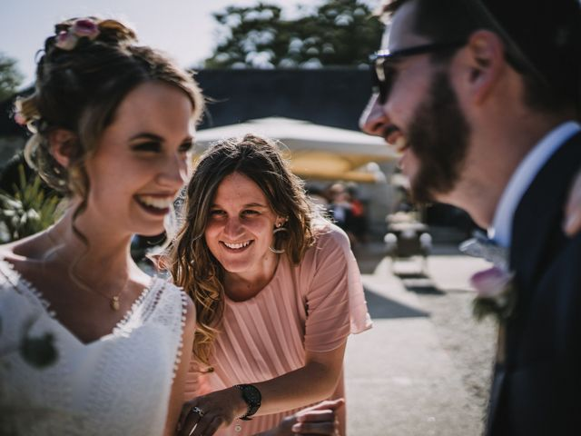 Le mariage de Benjamin et Laura à Quimper, Finistère 127