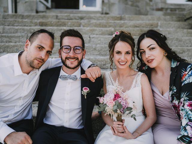 Le mariage de Benjamin et Laura à Quimper, Finistère 140