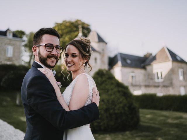 Le mariage de Benjamin et Laura à Quimper, Finistère 143