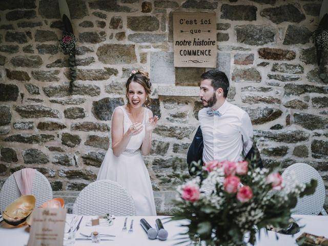 Le mariage de Benjamin et Laura à Quimper, Finistère 165